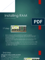 installing ram