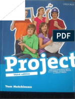 Project The Third Edition 3 Teachers Book