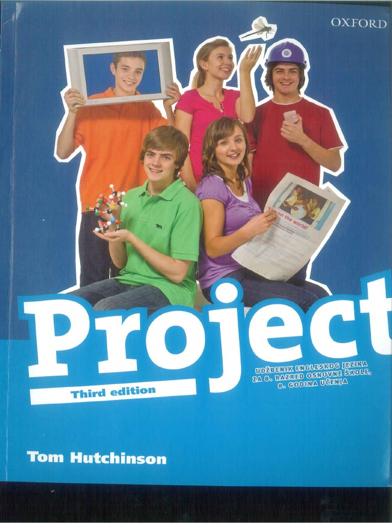 Tom Hutchinson Project 5 Teachers Book
