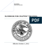 Handbook for Chapter 7 Trustees