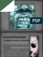 La mente del psicópata