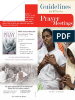 ZzGFA  Meetings for Prayer