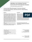 Equilíbrio em indivíduos com Acidente Vascular Encefálico Clínica Escola de Fisioterapia da Uniararas