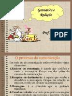 Elementos da comunicação e Funções da Linguagem