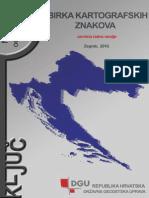Zbirka-kartografskih znakova