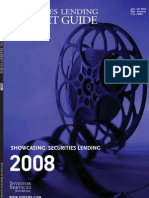 SECURITIES LENDING MARKET GUIDE 2008