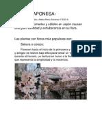 flora de japn - ana mchugh y marta prez
