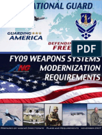 ANG FY09 Weapons Mod Book