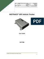 Meitrack Mvt380 User Guide v2.7