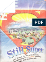 """""""Still Going Strong"""" (on DC Comics' Superman franchise)"""