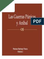 Unidad 5 Las Guerras Púnicas y Aníbal - Mariana Restrepo Franco