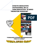 Pei Monitor Huascar - 2012