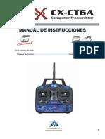Manual de Instrucciones Emisora Primera Parte
