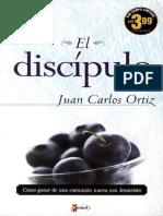 Juan Carlos Ortiz El Discipulo