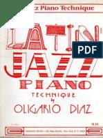 Latin Jazz PianoTechnique