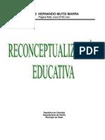 Reconceptualización Educativa