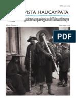 Revista Haucaypata. Nro. 2. 2011