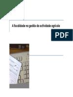 Actividade Agrcola - Abilio Sousa