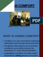 Human Comfortbk