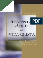 Elementos da Vida Cristã 02