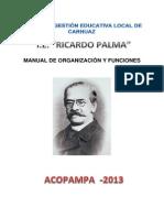 Mof Ricardo Palma