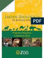 PROGRAMA Pequeños 2014 A4 para imprimir