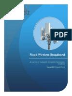 Dreamtilt Wireless Broadband Whitepaper
