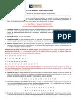 Practica Dirigida Unidad 4- Prueba de Rachas Para Detectar Aleatoriedad