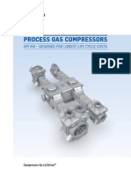 Burckhrdt ´rocess gas compressors