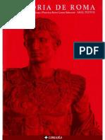 Historia de Roma - López Barja (Cap. I)