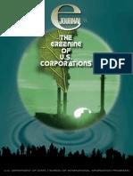 Greening US Corporations