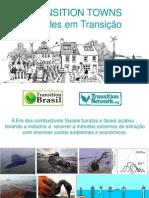 Apresentação  Transition Towns  & Granja Viana   Isabela Menezes 2014