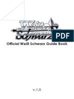 Weiss Schwarz Rule Book v1