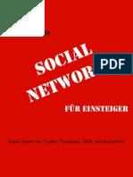 Soziale Netzwerke für Einsteiger