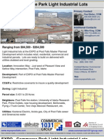 EXPO - Commerce Park Light Industrial Lots