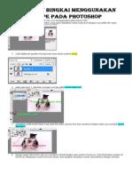 Membuat Bingkai Menggunakan Shape Pada Photoshop Cs3