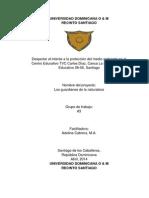 Monografico de La Universidad Dominicana o