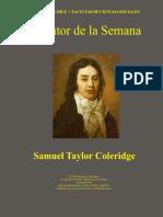 Coleridge, Samuel Taylor - Rima Del Anciano Marinero