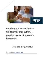 Ayudemos a Los Ancianitos.1
