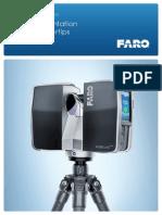 04REF203-162-DIST- FARO Laser Scanner Focus Brochure