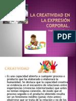 La Creatividad en La Expresion Corporal