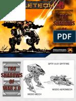 TRO Shadows of War 3ª Edición