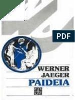 Jaeger, Werner - Paideia - Libro IV