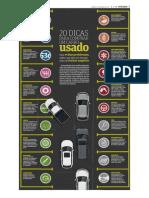 20 Dicas p Comprar Carro Usado