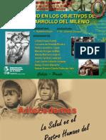 Objetivos Del Milenio 2000-2015