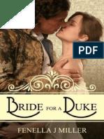 Bride's Duke - Francine Deville