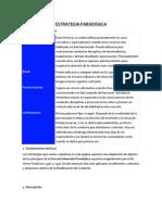 Actividad 5 Estrategia Paradogica