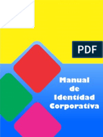 Manual de Identidad Corporativo
