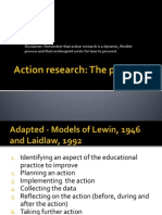 5 Action Research the Process