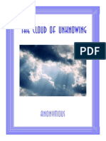 Pseudo-Dionysius - The Cloud of Unknowing